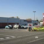 Castelsarrasin Intermarché supermarché, station service